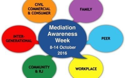 Get Ready for Mediation Awareness Week – UK in October 2016